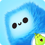 Fluffy fall: Fly fast to dodge the danger! ícone