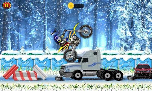 Trail dirt bike racing: Mayhem für Android