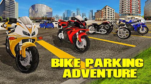 Иконка Bike parking adventure 3D