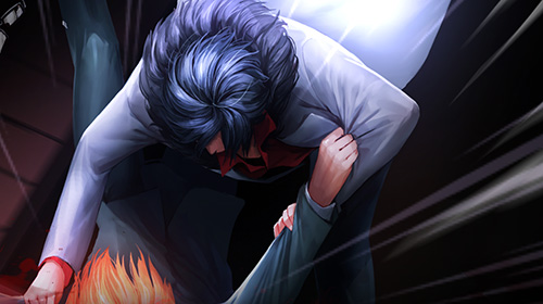 The letter: Horror visual novel screenshot 1