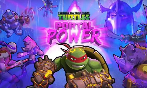 Teenage mutant ninja turtles: Portal power captura de tela 1