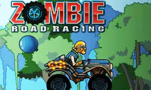 Zombie road racing Screenshot
