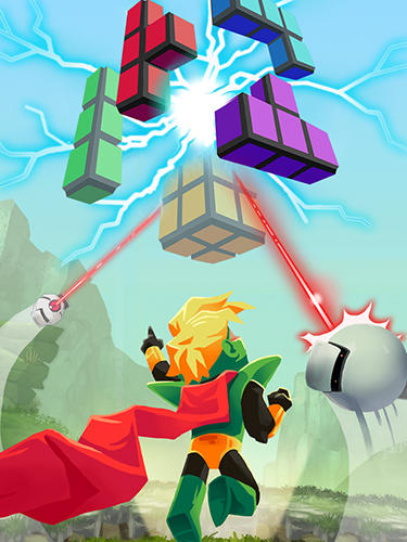 Idle hero clicker game: Win the epic battle für Android