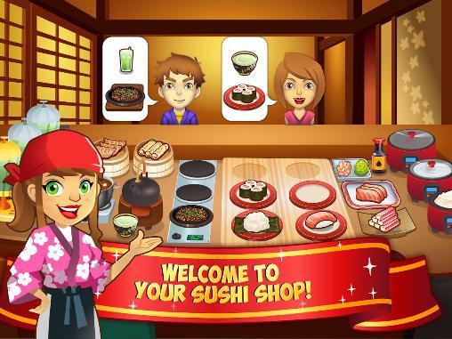 My sushi shop für Android