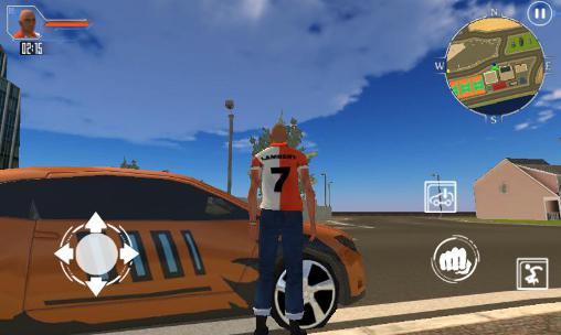 Perfect сrime: Outlaw city screenshot 1
