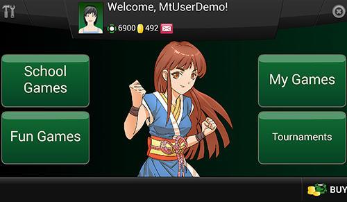 Onlinespiele Mahjong time für das Smartphone