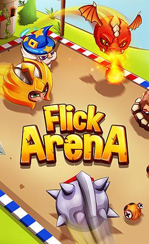 Flick arena Screenshot