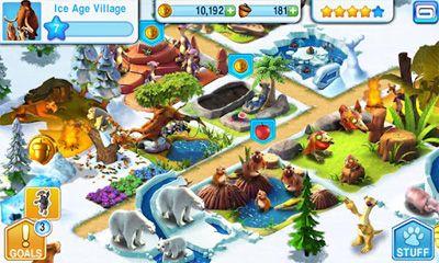 Ice Age Village captura de tela 1