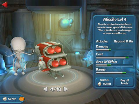 Strategiespiele: Lade Turm Wahnsinn 2: 3D TD auf dein Handy herunter