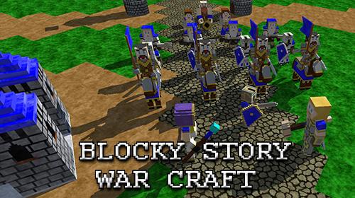 Blocky story: War craft capture d'écran