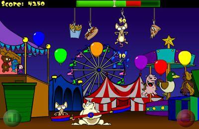 Screenshot Brüder Mäuse auf dem iPhone