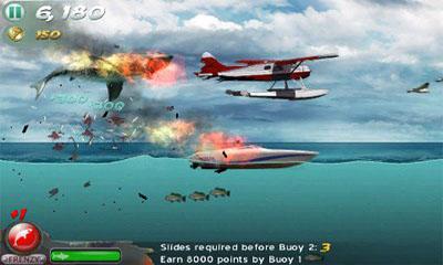 Jaws Revenge capture d'écran 1