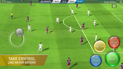 ФИФА 16: Непобедимая команда для Айфон