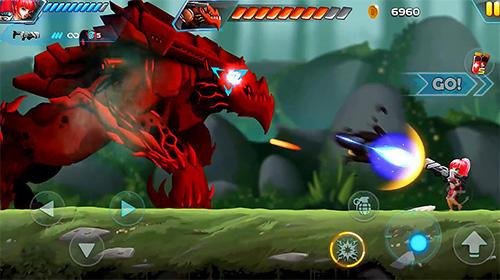 d'action Metal wings: Elite force pour smartphone