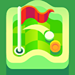 Nano golf: Hole in one Symbol