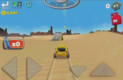 Screenshot Dune Rider on iPhone