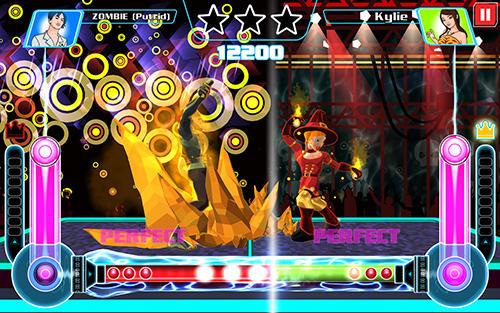 Arcade Duel beats for smartphone