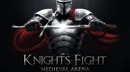 Knights fight: Medieval arena скриншот 1