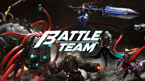 Battle team captura de pantalla 1