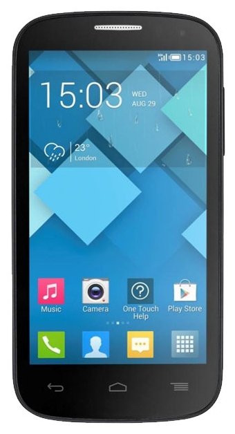 Alcatel POP C5 5036X apps