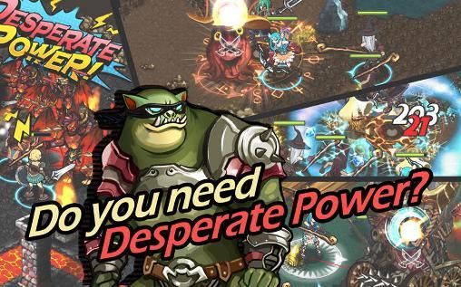 Desperate heroes скріншот 1