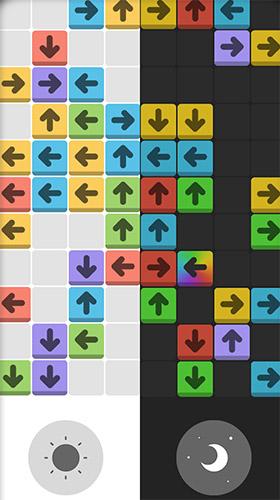 1212! Arrows match: Puzzle game auf Deutsch