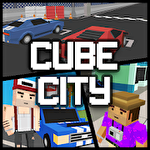 Grand cube city: Sandbox life simulatorіконка