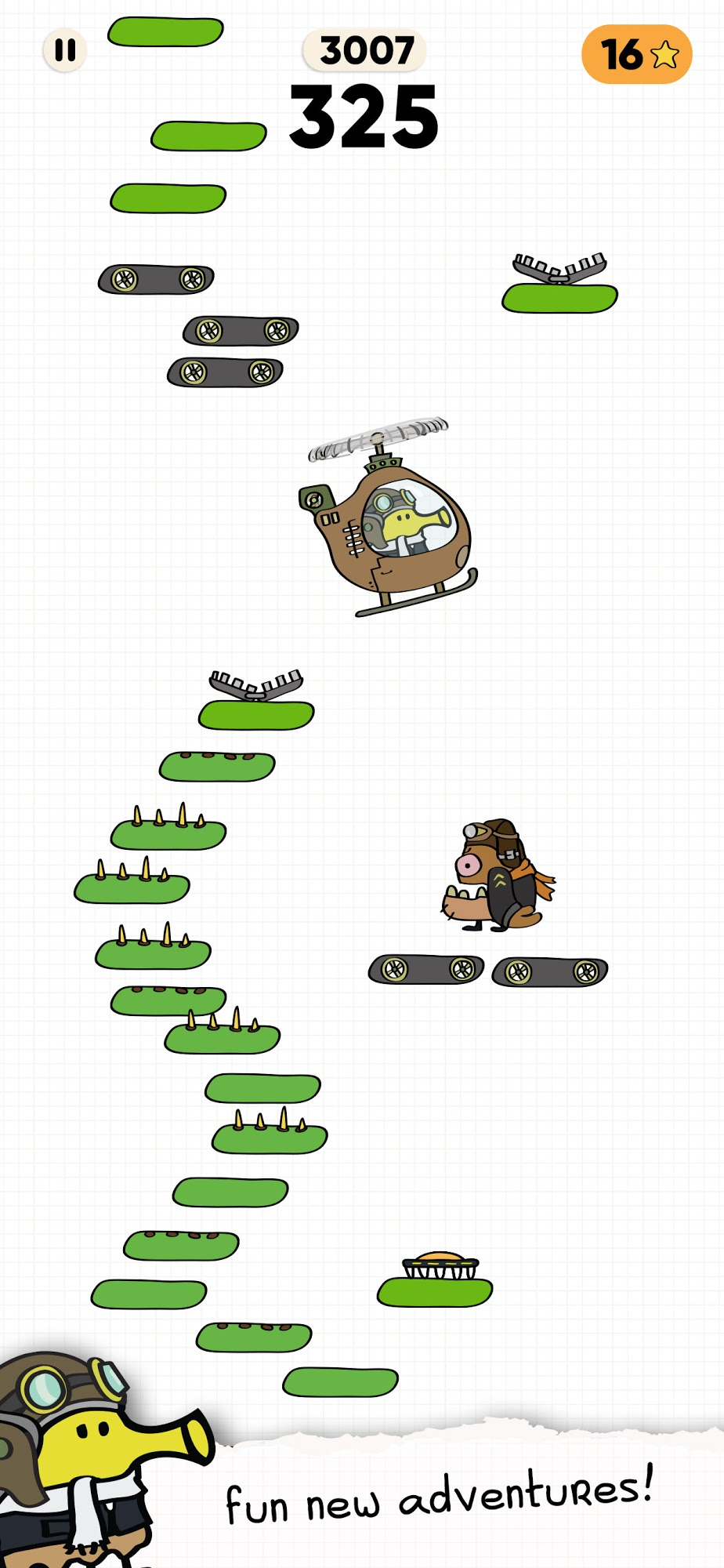 Doodle Jump 2 for Android