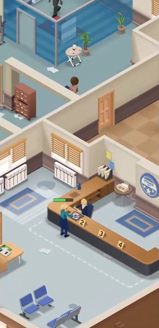 Idle Police Tycoon - Cops Game для Android