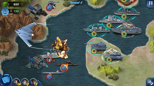 Strategiespiele: Lade Ruhm der Generäle 2 auf dein Handy herunter