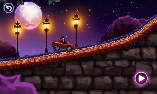 Halloween town racing скриншот 1