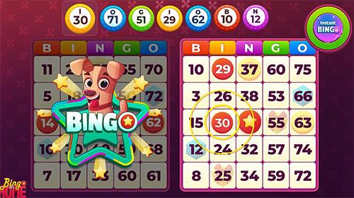 Bingo my home auf Deutsch