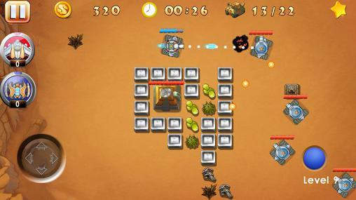 Arcade Tank war: Battle city for smartphone