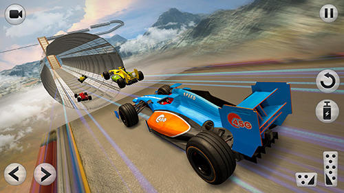 Formula GT: Car racing extreme stunts auf Deutsch