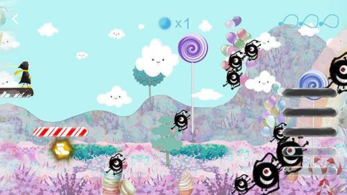 アンドロイド用ゲーム ラル・エビー のスクリーンショット