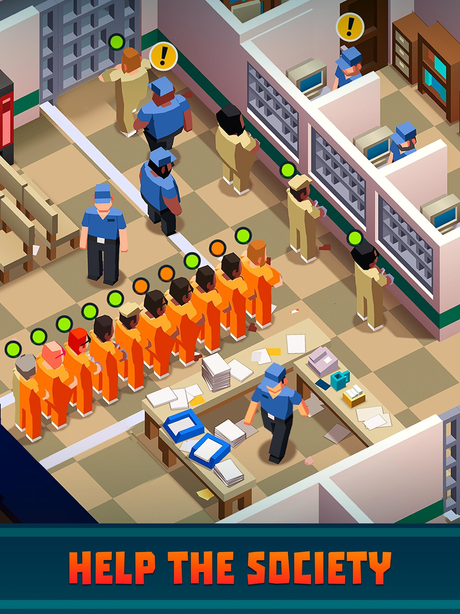 Prison Empire Tycoon - Idle Game screenshot 1