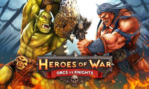 Heroes of war: Orcs vs knights icon