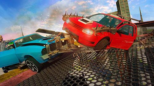 Car destruction league para Android