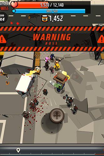 Tschüss! Zombie für iPhone