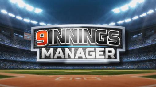 9 Innings: Manager icon