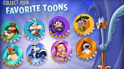 Arcade-Spiele Looney tunes für das Smartphone