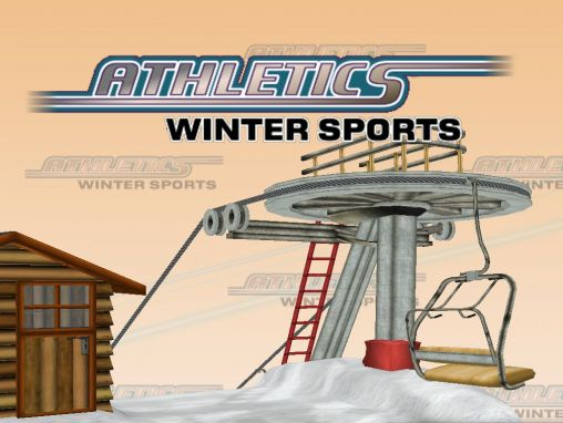 Athletics: Winter sports captura de pantalla 1