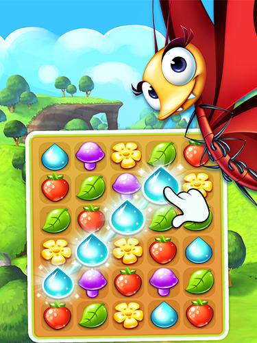 Best fiends stars: Free puzzle game pour Android