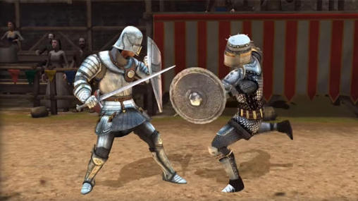 Knights fight: Medieval arena скриншот 4