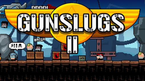 Screenshot Gunslugs 2 auf dem iPhone