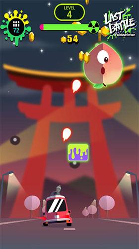 АркадиLast battle: Fruit vs bulletдля смартфону
