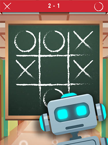 Logic Tic tac toe by Gamma play for smartphone