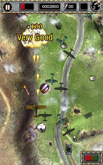 Air fighter: World air combat for Android