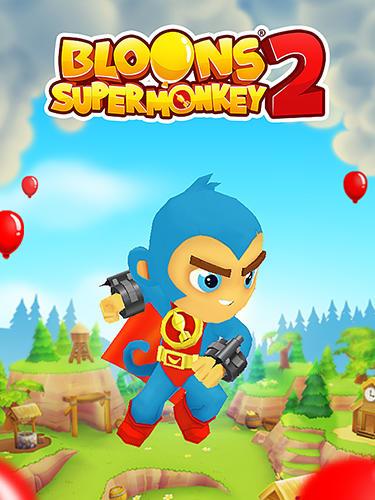 логотип Блунс: Супер обезьянка 2