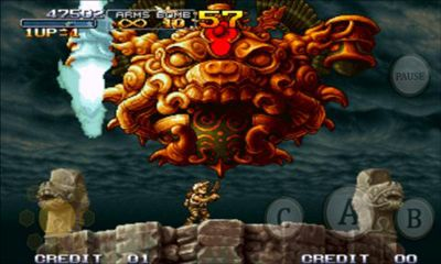 Metal Slug 3 captura de pantalla 3
